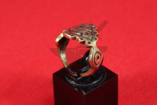 Кольцо, Русь, 10-13 века, вариант 2, фото 3