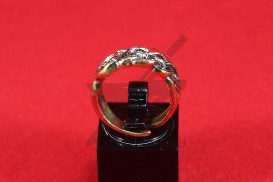 Кольцо с скандинавским орнаментом, фото 2