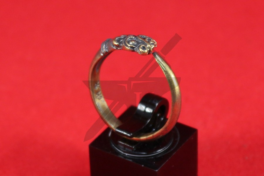 Кольцо, Древний Новгород, вариант 2 (стилизация), фото 3