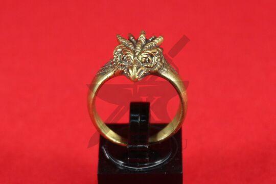 "Кольцо ""Голова дракона, вариант 3"", фото 2"