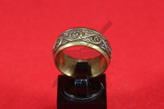 Кольцо с растительным орнаментом, фото 2