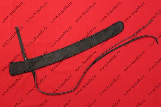 Ножны кожаные для сабли, фото 1