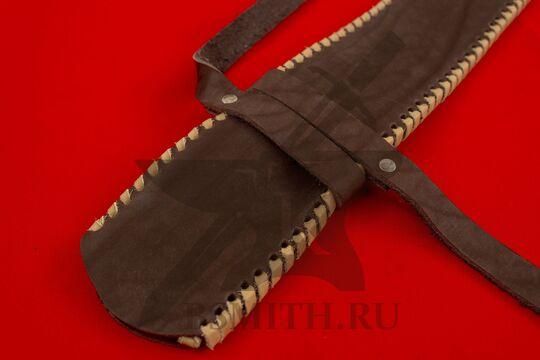 Ножны кожаные полуторные, фото 2