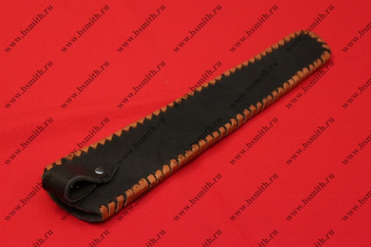 Ножны кожаные на кинжал, фото 6
