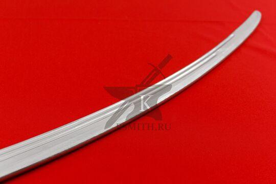Шамшир текстолитовый, клинок крупно
