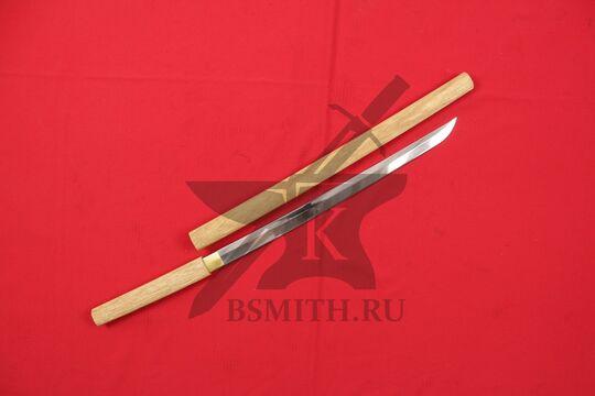 Сикомидзуэ - вакидзаси, с ножнами