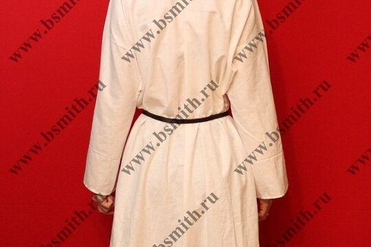 Рубаха женская, Русь, лен. Ручной шов. фото 7