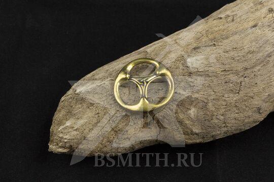 Разделительное кольцо, Готланд, 10-11 века