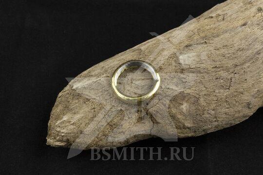 Разделительное кольцо простое, 9-12 века