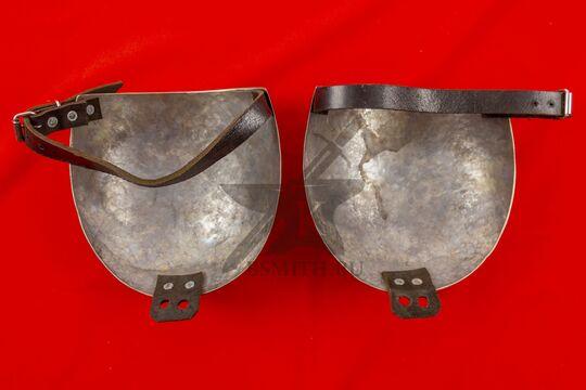 Наплечники простые нечищенные, титан, фото 5