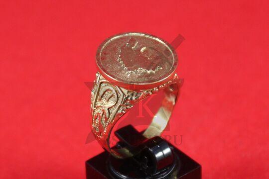 Перстень с гербом Старков