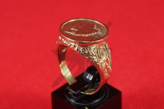 Перстень с гербом Старков, фото 3