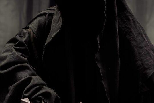 """Меч назгул, изображение из промо-материалов к фильму """"Властелин колец"""""""