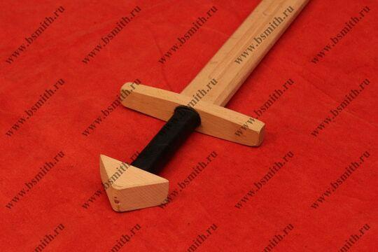 Меч деревянный, вариант 1, фото 4