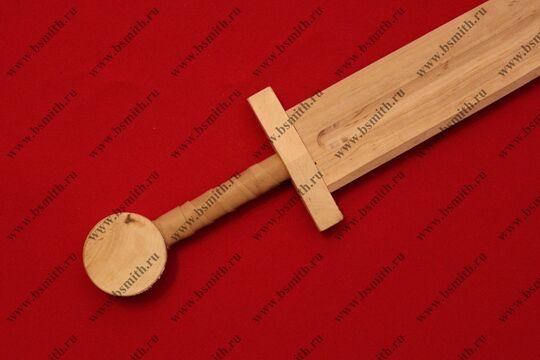 Меч деревянный романский (детский), фото 2