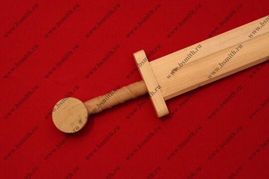 Меч деревянный детский малый, фото 2