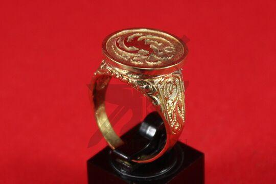 Перстень с гербом Таргариенов, фото 3