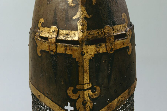 Топхельм из Корнбурга, фото артефакта