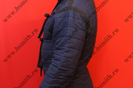 Стеганая куртка, 1 слой ватина, фото 2