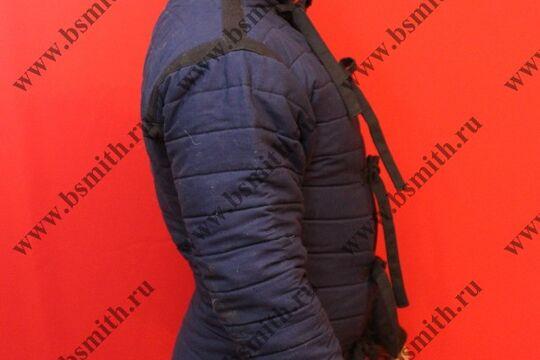 Стеганая куртка, 1 слой ватина, фото 4