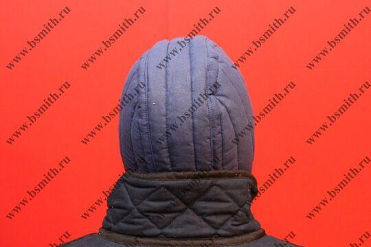 Подшлемник короткий стеганый льняной, фото 5