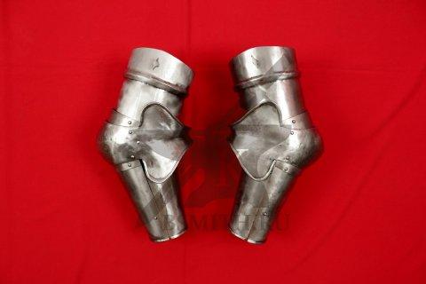 Руки латные,16 век, Франция/Италия