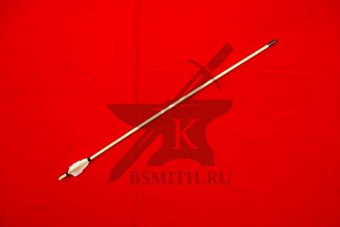 Стрела с оперением и наконечником, 9 мм / 80 см
