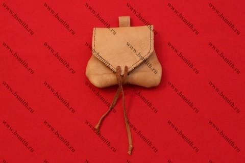 Кошель малый, кожаная подкладка, фото 1
