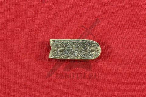 Хвостовик, Варбю, Швеция, 9-10 век
