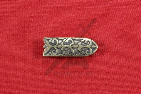 Хвостовик для ремня, Венгры, 10-11 век