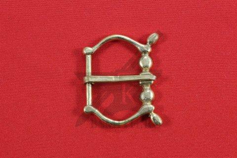 Пряжка, Западная Европа, 14-15 век