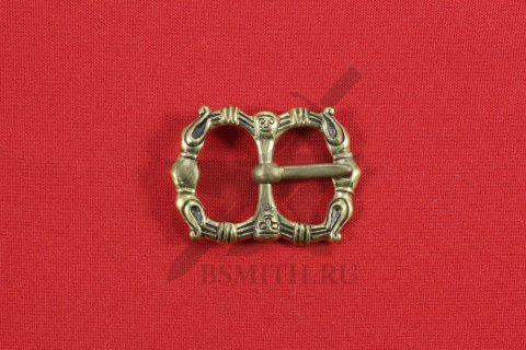 Пряжка, Европа, 15-17 век