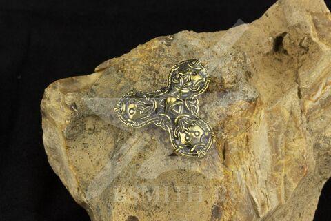 Фибула, Скандинавия, 9-10 века