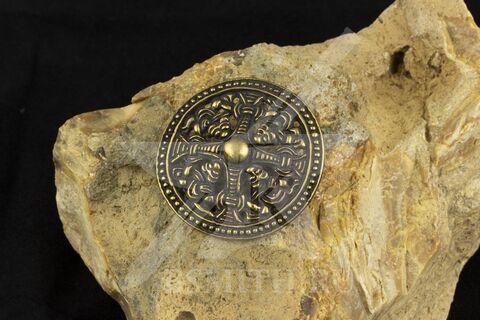 Фибула, Бирка, 10 век