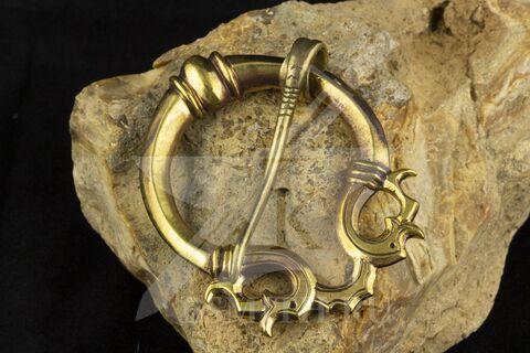 Фибула, Готланд, 9-10 век