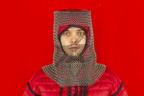 Шлем мисюрка с бармицей 1.6x8 мм