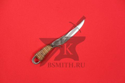 Нож новгородский с обмоткой малый