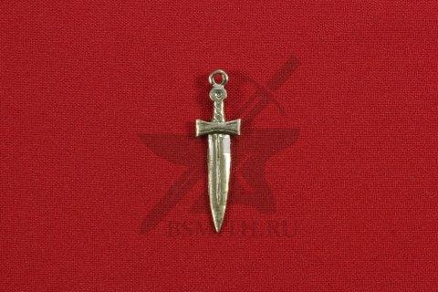 """Подвеска литая """"меч короткий"""""""