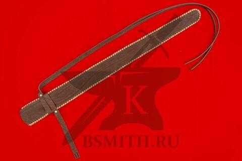 Ножны кожаные полуторные