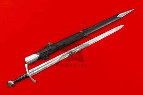 Меч тип XVI вариант 3, с ножнами с гарнитуром