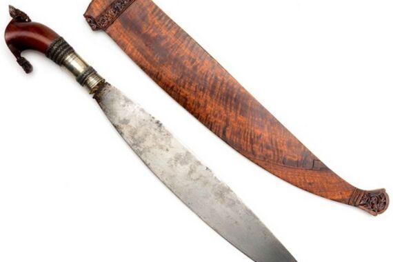 Статья о Баронг (нож)