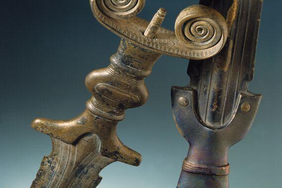 Статья о Мечи бронзового века
