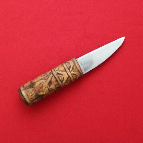Ножи с деревянной ручкой