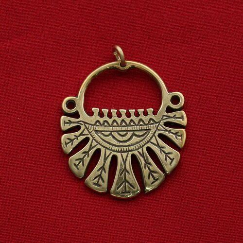 Славянские височные кольца