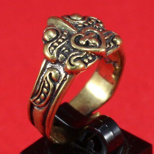 Литые кольца средневековой Европы