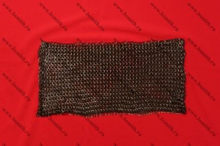 Бармица клепано-сеченая прямая, фото 1