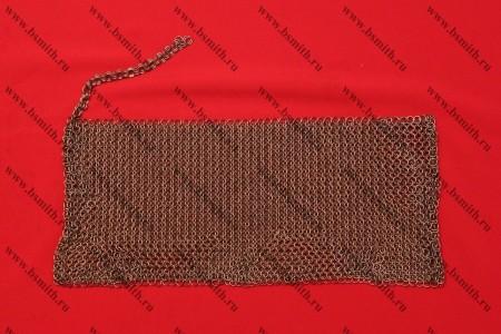 Бармица прямая омедненная, 1.6х8 мм, фото 1