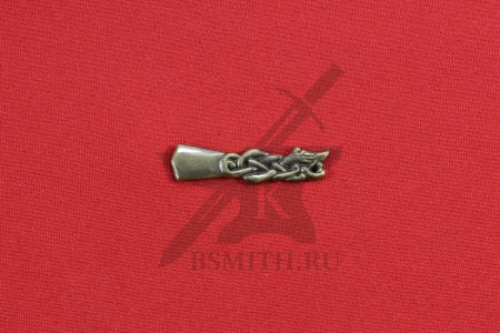 Хвостовик для ремня, Готланд 10-11 век