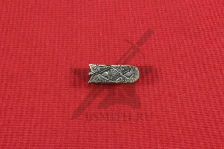 Хвостовик для ремня или ташки, Венгры, 10 век
