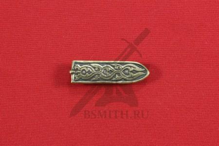 Хвостовик для ремня, Венгрия (Карос), 10 век